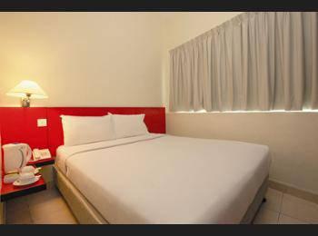 Replica Inn Bukit Bintang Kuala Lumpur - Superior Double Room Diskon 10%