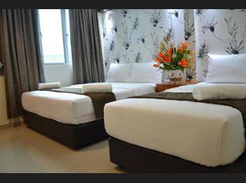 Easy Hotel Kuala Lumpur - Deluxe Triple Room Pesan sekarang dan hemat!