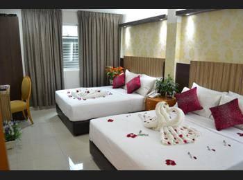 Easy Hotel Kuala Lumpur - Family Double Room, 2 Bedrooms Pesan sekarang dan hemat!