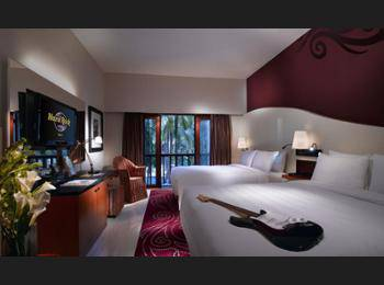 Hard Rock Hotel Bali Kuta - Deluxe premium Regular Plan
