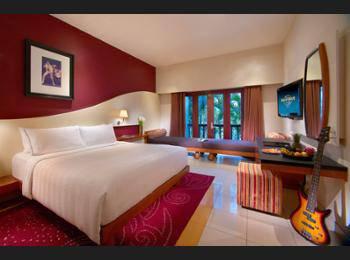Hard Rock Hotel Bali Kuta - Deluxe Room