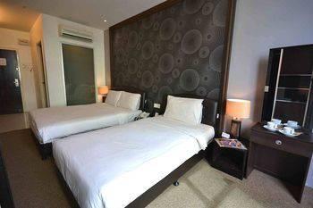 Hotel Rae Bukit Bintang Kuala Lumpur - Family-3 Suite Diskon 60%