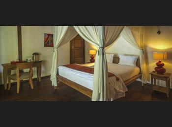 Janji Laut Resort Manado - Deluxe Double Room, 1 King Bed, Terrace, Sea View Hemat 10%