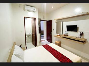 D'Pande Bali - Deluxe Double Room Hemat 10%