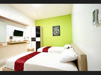 D'Pande Bali - Deluxe Twin Room Hemat 10%