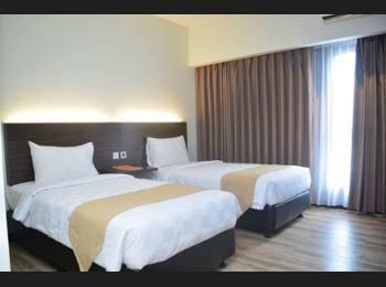 Yunna Hotel Bandar Lampung - Deluxe Room Regular Plan