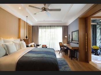 Hotel Indigo Bali Seminyak Beach - Classic Room, 1 King Bed Regular Plan