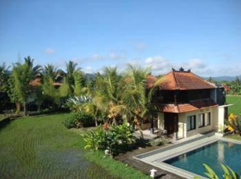 Atres Villa Bali - Rumah Keluarga, 2 kamar tidur Regular Plan