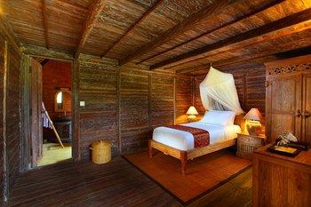 De Klumpu Bali ? Eco Tradi Stay Bali - Family Suite (Ricefield view) Regular Plan