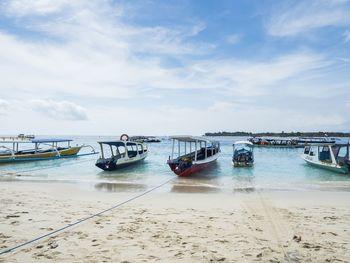 Gili Turtle Beach Resort