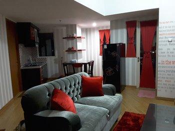 Green Lake View Luxury Apartment by Indah Tangerang Selatan - Comfort Apartment (2 Bedrooms) Regular Plan