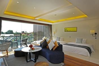 Suites by Watermark Hotel and Spa Bali Bali - Family Suite, 2 Queen Beds