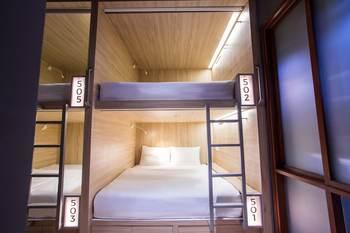 H-Ostel Bali - 1 Double Bed In a Mixed Dorm For 14 People Pesan lebih awal dan hemat 10%