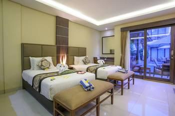 d'Penjor Seminyak Hotel Bali - Deluxe Twin Room Penawaran musiman: hemat 23%