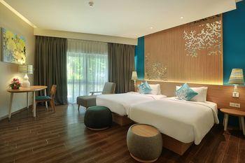 Mercure Manado Tateli Beach Resort Manado - Deluxe Twin Room, Terrace (Pool) Regular Plan