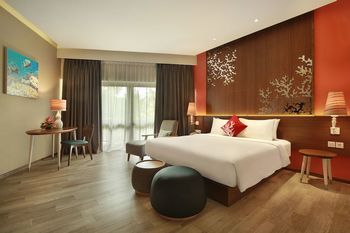 Mercure Manado Tateli Beach Resort Manado - Deluxe Double Room, Terrace (Pool) Regular Plan
