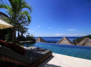 The Griya Villas and Spa Bali - Vila, 3 kamar tidur, kolam renang pribadi, pemandangan samudra Hemat 15%