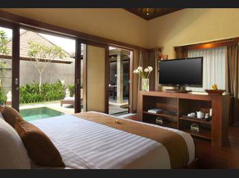 Nyuh Bali Luxury Villas Bali - Honeymoon Suite Villa