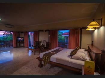 Melasti Kuta Bungalows & Spa Bali - Kamar Deluks Hemat 37%