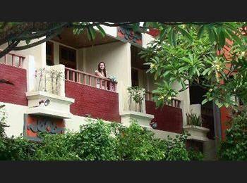 Green Garden Hotel Bali - Kamar Standar Regular Plan
