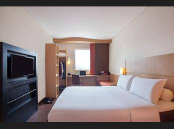 ibis Surabaya City Center - Kamar Standar, 1 tempat tidur double Regular Plan