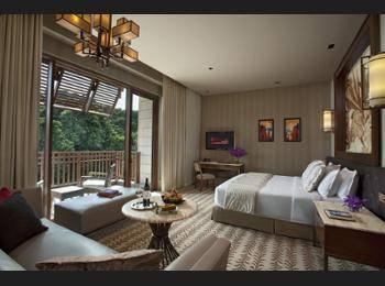 Resorts World Sentosa - Equarius Hotel Resorts World Sentosa - Equarius Hotel - Deluxe Room (Double or Twin) Regular Plan