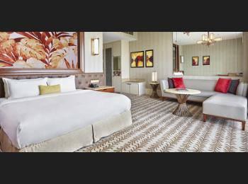 Resorts World Sentosa - Equarius Hotel Resorts World Sentosa - Equarius Hotel - Deluxe Suite Regular Plan