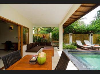 Kelapa Luxury Villas Lombok - Vila Superior, 2 kamar tidur Regular Plan