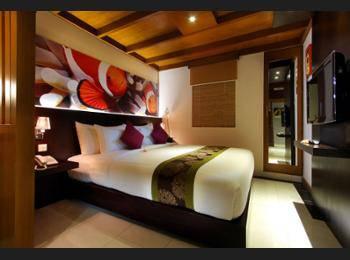 The Banyumas Villa Denpasar - Suite Keluarga, 2 kamar tidur Regular Plan