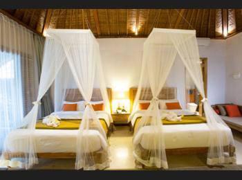 Svarga Loka Resort Bali - Grand Deluxe Room Hemat 54%