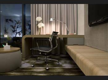 Crowne Plaza Changi Airport - Premier Room, 1 King Bed, Non Smoking Regular Plan