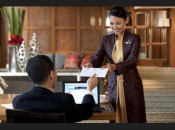 Mandarin Oriental Jakarta - Kamar Klub Regular Plan