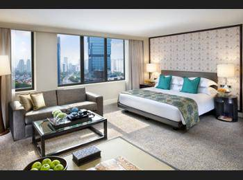 Mandarin Oriental Jakarta - Kamar Superior, 1 Tempat Tidur King Regular Plan