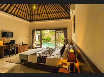 Aksata Villas Canggu - Vila, 1 kamar tidur, kolam renang pribadi Hanya malam ini: hemat 10%