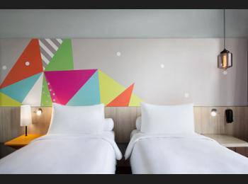 Ibis Styles Sunter Jakarta - Superior Room, Balcony Regular Plan