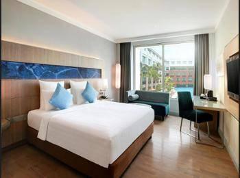 Novotel Mangga Dua Square Jakarta - Kamar Deluks (Premier floor) Regular Plan