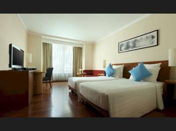 Novotel Mangga Dua Square Jakarta - Kamar Twin Deluks (Premier floor) Regular Plan