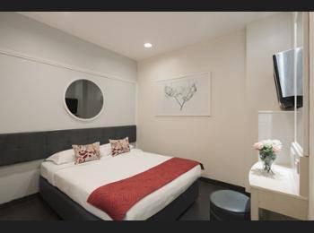 Value Hotel Balestier Singapore - Standard Room, 1 Queen Bed, No Windows Regular Plan