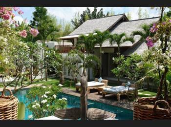 OAZIA Spa Villas Bali