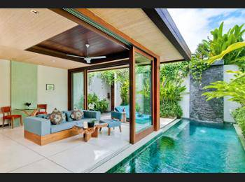 Maca Villas & Spa Bali - Villa, 1 Bedroom, Private Pool Hemat 25%