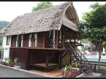 Batur Lakeside Huts Bali - Bungalow Superior Regular Plan