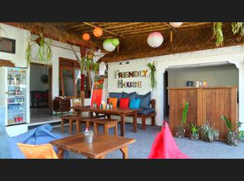 Friendly House Bali - Hostel