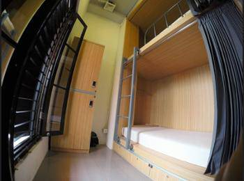 The Packer Lodge Yogyakarta - Hostel Yogyakarta - Kamar Twin Regular Plan