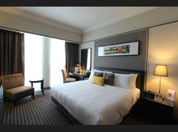 Grand Copthorne Waterfront - Club Superior Room, 1 King Bed Regular Plan