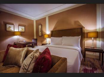 Grands i Hotel Batam - Deluxe Room, 1 King Bed, Non Smoking Regular Plan