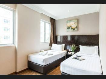 Fragrance Hotel Emerald - Deluxe Room