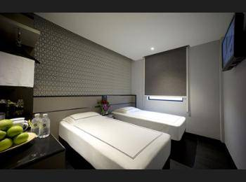 Venue Hotel - The Lily Singapore - Superior Twin Room (With Window) Regular Plan