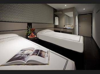 Venue Hotel - The Lily Singapore - Standard Twin Room, No Windows Regular Plan