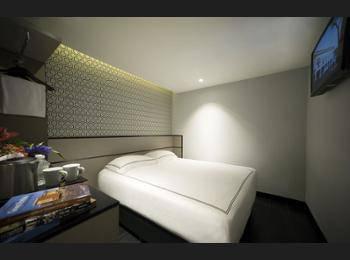 Venue Hotel - The Lily Singapore - Standard Double Room, No Windows Regular Plan