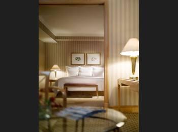 JW Marriott Jakarta - Suite Eksekutif, 1 Tempat Tidur King, akses business lounge (Governor) Regular Plan